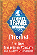 Business Travel Awards 2020 finalists